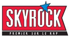 corsicacom - diffusion publicité en Corse - logo skyrock radio