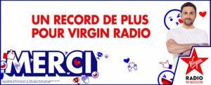 CorsicaCom-Agence média-régie publicitaire-publicité Corse – virgin radio un record d'audience de plus