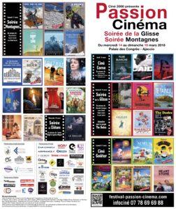 CorsicaCom-Agence média-régie publicitaire-publicité Corse Partenariat Passion cinéma