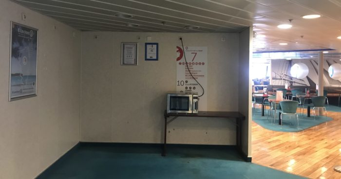 Bateau Vizzavona_navire Corsica Linea Affiches et écran